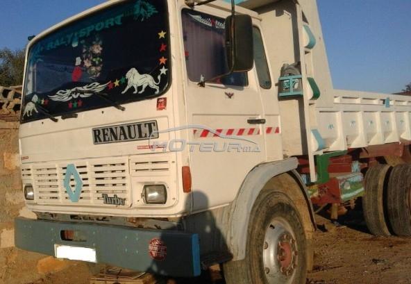 شاحنة مستعملة للبيع Renault Benne 1991 الديزل 172058 Nador المغرب