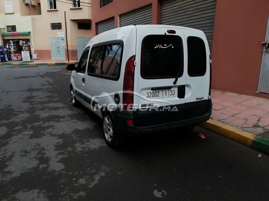 سيارة في المغرب RENAULT Kangoo D65 - 250713