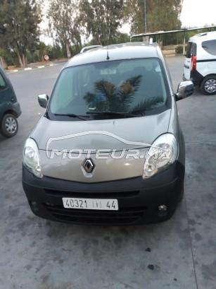 Voiture Renault Kangoo 2011 à autre  Diesel  - 7 chevaux