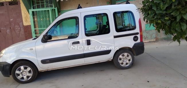 Voiture Renault Kangoo 2009 à rabat  Diesel  - 7 chevaux