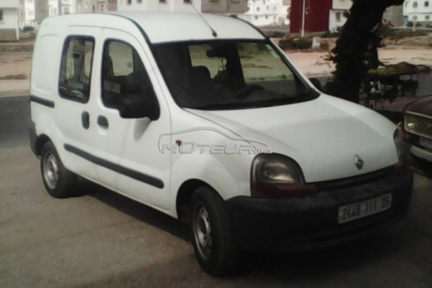 renault kangoo 2000 diesel 169866 occasion agadir maroc. Black Bedroom Furniture Sets. Home Design Ideas