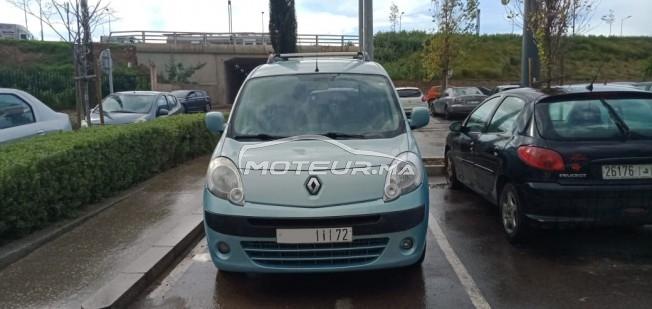 Voiture Renault Kangoo 2010 à casablanca  Diesel  - 6 chevaux
