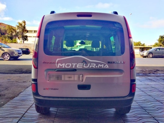 سيارة في المغرب رونو كانجو 1.5 dci - 213560
