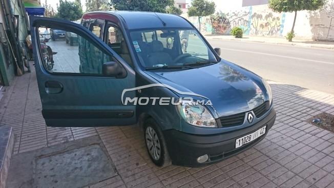 Acheter voiture occasion RENAULT Kangoo au Maroc - 208586