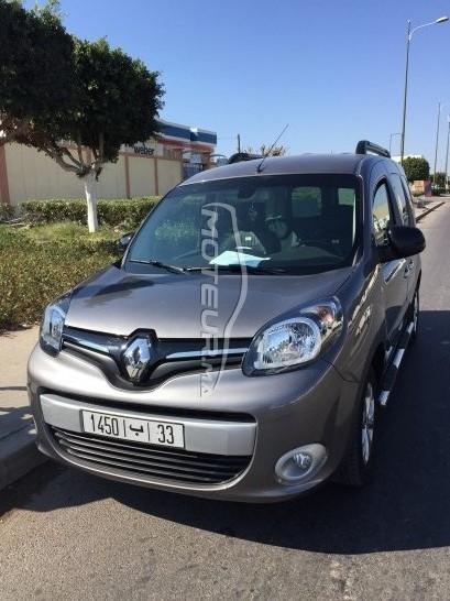سيارة في المغرب RENAULT Kangoo 1.5 dci - 255535