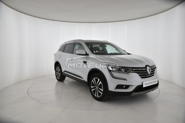 RENAULT Koleos Intens 2l dci 175ch 4x4 occasion