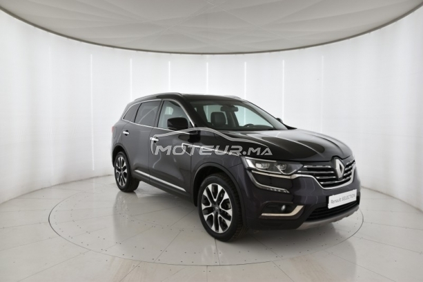 Voiture au Maroc RENAULT Koleos 2.0 dci 175 intens all mode 4x4-i x-tronic - 343562