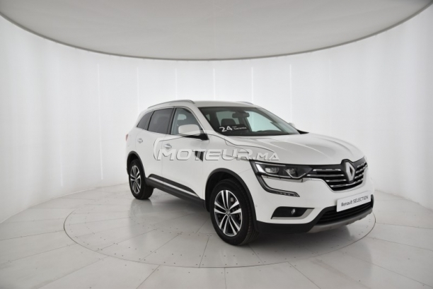 RENAULT Koleos Intens 2l dci 175ch 4x4 occasion 613567