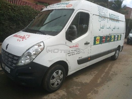 Camion au Maroc RENAULTMaster - 203972