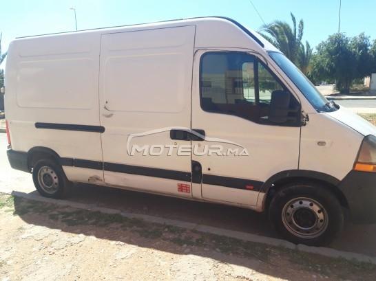سيارة في المغرب RENAULT Master - 266803
