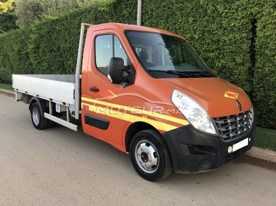 RENAULT Master Plateau occasion