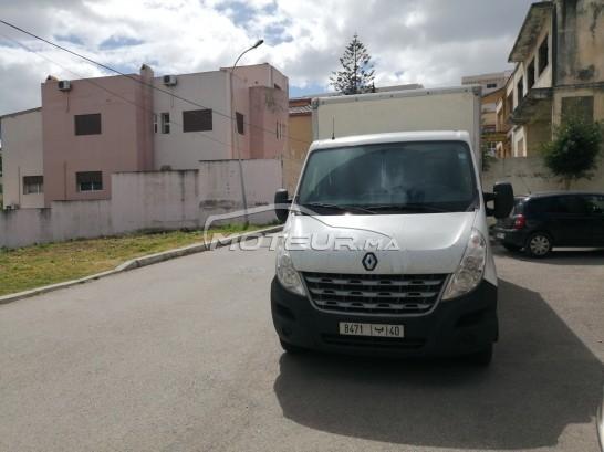شاحنة في المغرب RENAULT Master Camion f2 - 262668