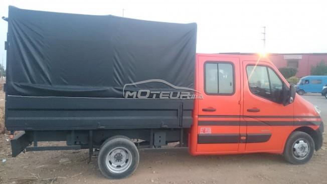 شاحنة في المغرب RENAULT Master Double cabine 3.5 t - 170158