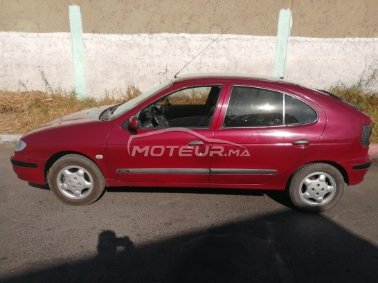 Voiture Renault Megane 1998 à sale  Diesel  - 7 chevaux