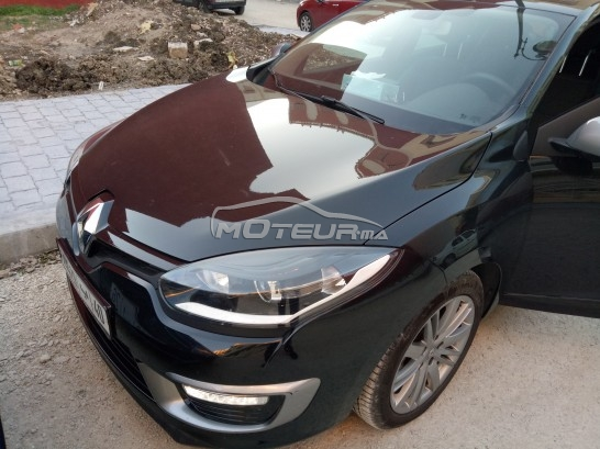renault megane gt line 2016 diesel 153690 occasion tanger maroc. Black Bedroom Furniture Sets. Home Design Ideas