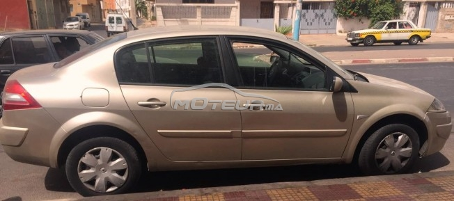 سيارة في المغرب رونو ميجاني - 177322