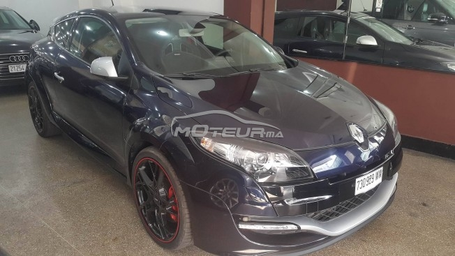 Voiture au Maroc RENAULT Megane Rs red bull edition - 135827