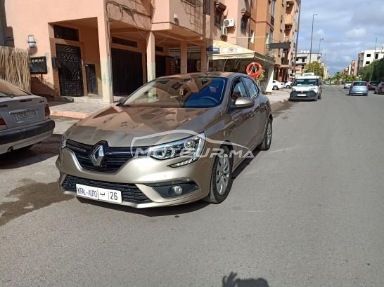 Acheter voiture occasion RENAULT Megane au Maroc - 307018