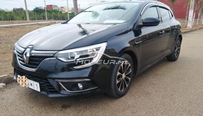 Voiture Renault Megane 2018 à rabat  Diesel  - 6 chevaux