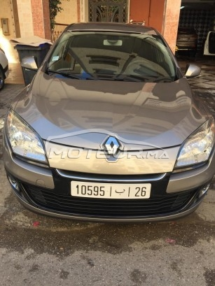 سيارة في المغرب RENAULT Megane 3 - 252016