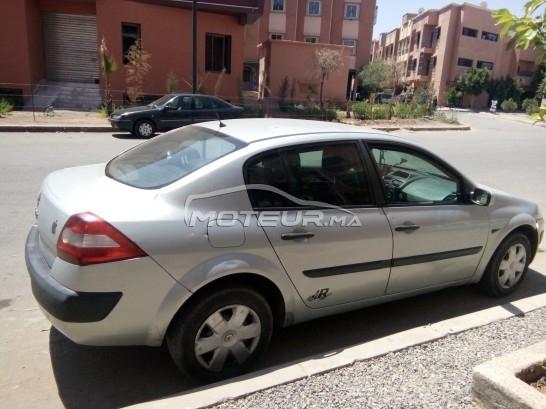 Voiture Renault Megane 2004 à marrakech  Diesel  - 6 chevaux