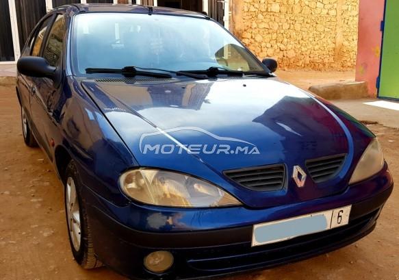Voiture Renault Megane 2003 à mohammedia  Diesel  - 6 chevaux
