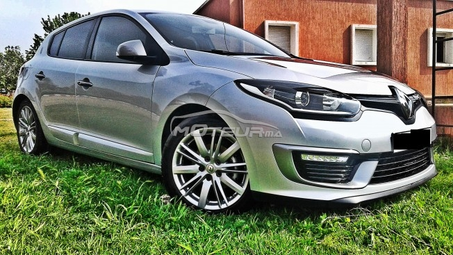renault megane 3 gt line pack r link 1 6 l 130 ch 2016 diesel 165054 occasion rabat maroc. Black Bedroom Furniture Sets. Home Design Ideas