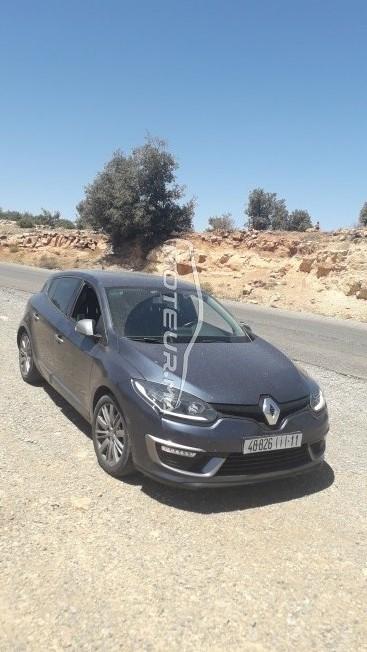 Voiture Renault Megane 2016 à rabat  Diesel  - 6 chevaux