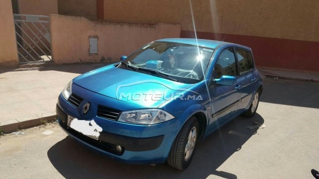 سيارة في المغرب RENAULT Megane 2 casquette - 238999