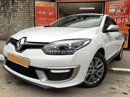 RENAULT Megane 1.5 dci intens bva 110 ch occasion