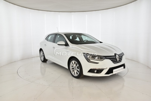RENAULT Megane 1.5 dci 110 intens occasion