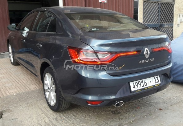 Voiture au Maroc RENAULT Megane sedan 1,6 dci 130 ch - 252317