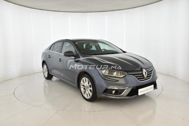 Acheter voiture occasion RENAULT Megane 1.5 dci 110 intens edc6 au Maroc - 328401