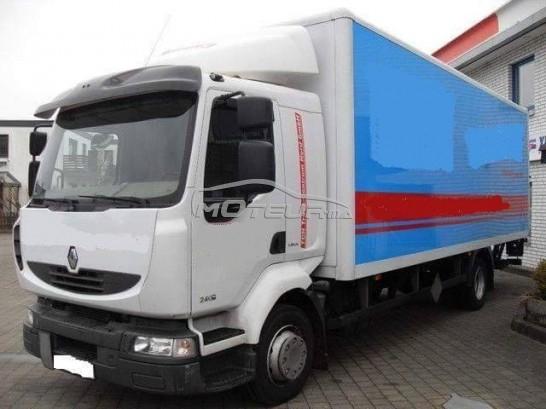 شاحنة في المغرب RENAULT Midlum Euro 5 - 163249