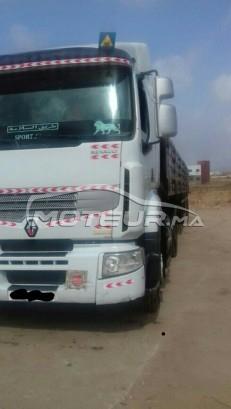شاحنة في المغرب RENAULT Plateau ridelle - 246422