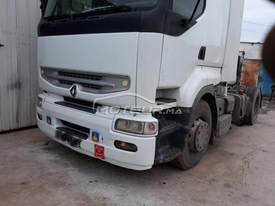 Camion au Maroc RENAULTPremium 420 dci - 273080