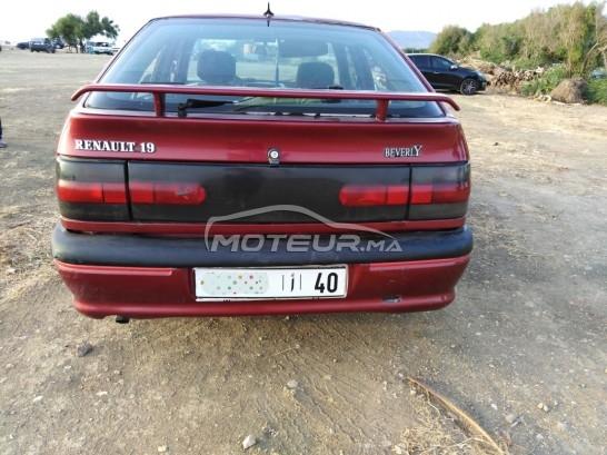 سيارة في المغرب رونو ر19 - 232152