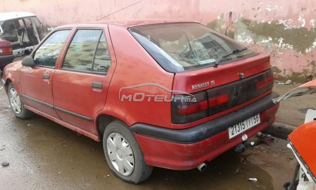 سيارة في المغرب رونو ر19 - 148133