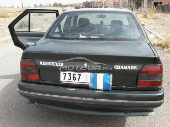 سيارة في المغرب رونو ر19 chamade - 231080