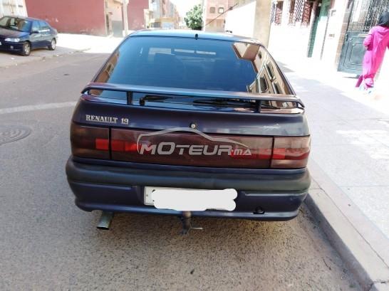 سيارة في المغرب رونو ر19 - 221427