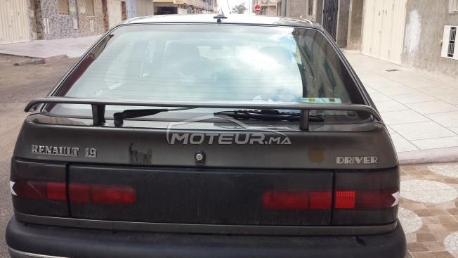سيارة في المغرب RENAULT R19 - 266177