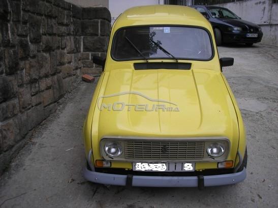سيارة في المغرب رونو ر4 - 213981