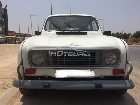 سيارة في المغرب RENAULT R4 - 214746