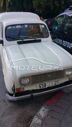 سيارة في المغرب RENAULT R4 - 268220