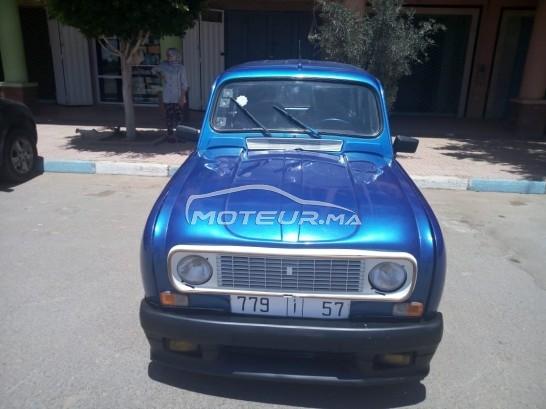 Voiture Renault R4 1998 à marrakech  Essence  - 6 chevaux