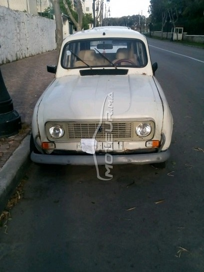 RENAULT R4 Gtl occasion