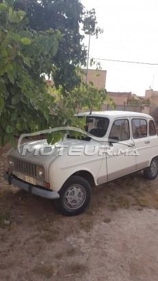 سيارة في المغرب رونو ر4 - 231386