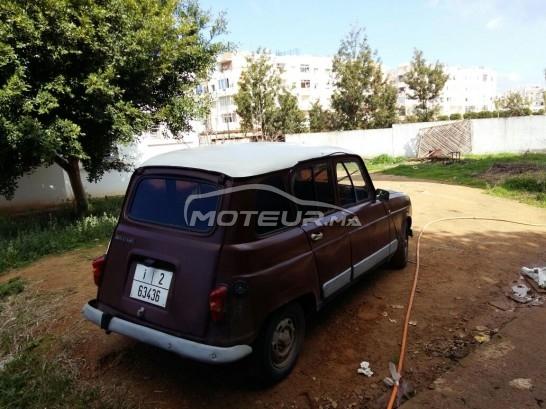 سيارة في المغرب رونو ر4 - 228037