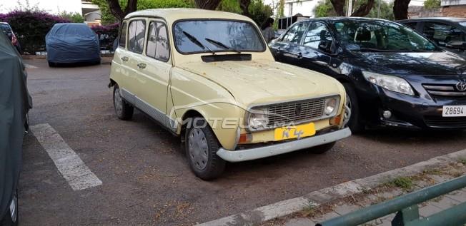 سيارة في المغرب رونو ر4 - 227453
