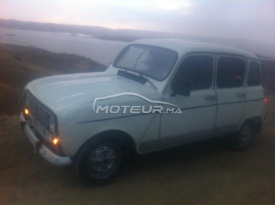 سيارة في المغرب RENAULT R4 - 234955